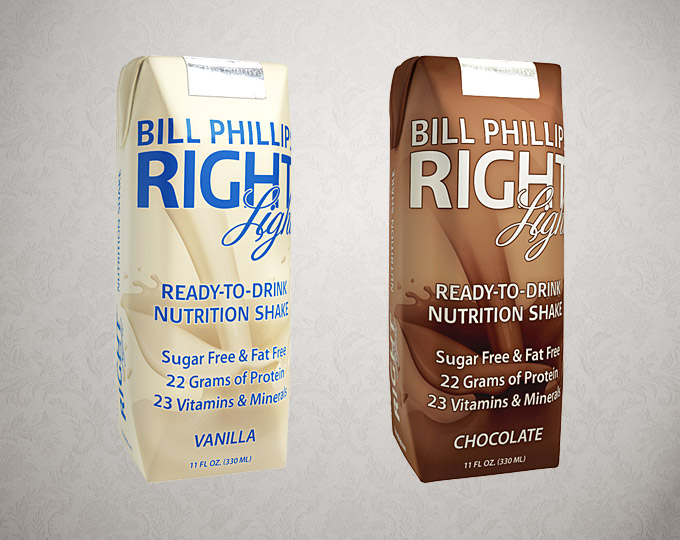 Right Nutrition Shakes